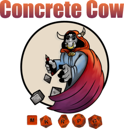 Concrete Cow 20