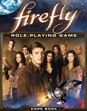 FIREFLY Core Rulebook Cover